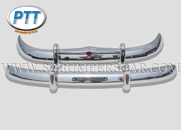 Volvo PV 444 Stainless Steel Bumpers