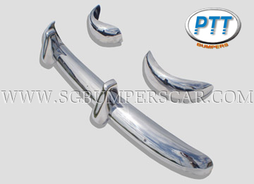 Volvo Duett Stainless Steel Bumpers