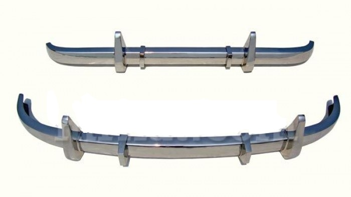 Mercedes W136/170s Stainless Steel Bumper